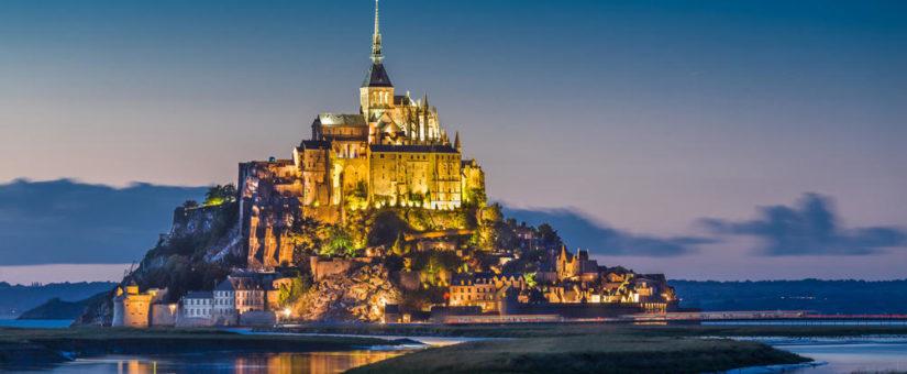 Notre Dame de la Prière : L'Île Bouchard, Mont-St-Michel et Notre Dame de Montligeon